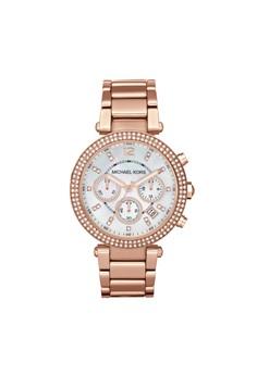 Parker鑽飾計時腕錶 MK5491