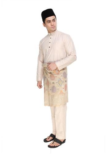 Amar Amran silver Baju Melayu Raja Sehari 48291AA6048032GS_1