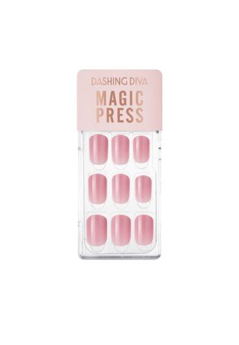 Dashing Diva DASHING DIVA Magic Press Pink Series Mani Beige Pink MWK033RR CD240BE8A552D6GS_1