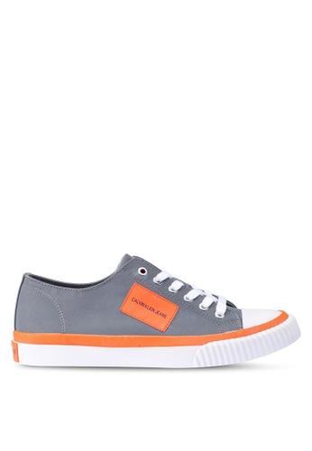 Calvin Klein silver Iziceio Sneakers F1360SH1F98A33GS_1