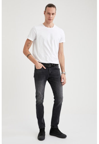 DeFacto grey Man Denim Wall Trouser D6A04AAF2E5392GS_1