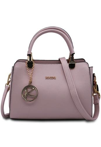 RUCINI purple Rucini Meline Handbag ADC1CAC8B14D12GS_1
