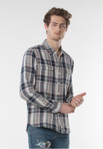 Levi's multi Levis® Classic Worker Shirt EB819AAF7B5186GS_1