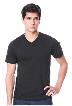 Fusion V-Neck Slim Fit Undershirt