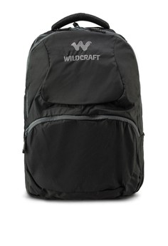 Zikhar Black Backpack