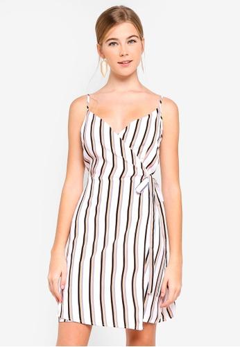 Supre multi Strappy Wrap Dress 000F9AA19115B8GS_1