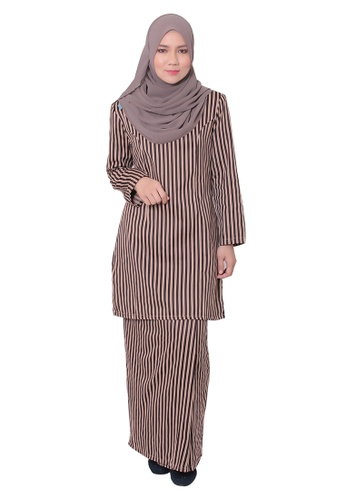 Baju Kurung Mawar from AALIA_1