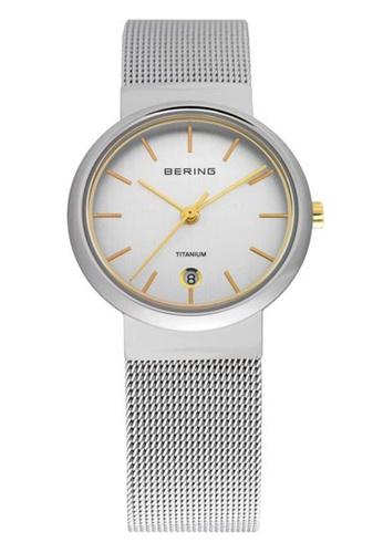 Bering silver Classic 11029-004 White 29 mm Women's Watch 7A6D7AC6311444GS_1