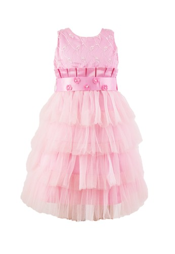 Pretty Girl Collection pink Farile Princess Dress AC4DDKAAB79098GS_1
