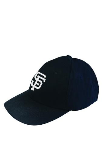 HYPE MNL blue Giants  Baseball Cap 75D8CACA7AA727GS_1