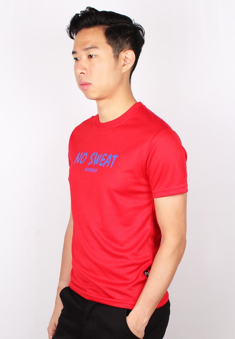 Red Moley EASYPEASY Shirt SWEAT NO T BXxOwP6Fq
