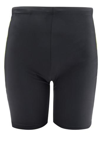 拼色esprit香港分店四角泳褲, 服飾, 泳裝