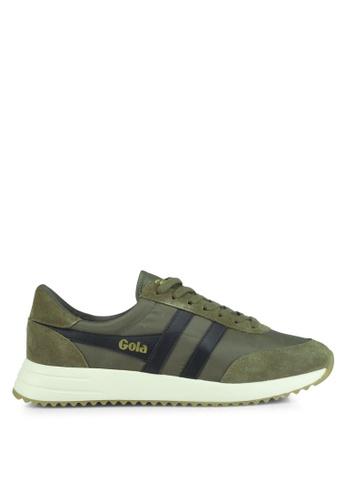 Gola green Montreal Sneakers 4D7A7SH2A7E4A0GS_1