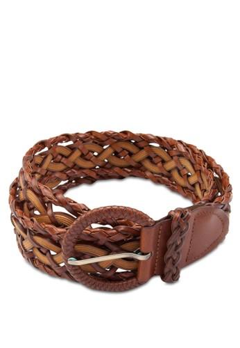 編織esprit品牌介绍腰帶, 男裝手錶, 不銹鋼錶帶