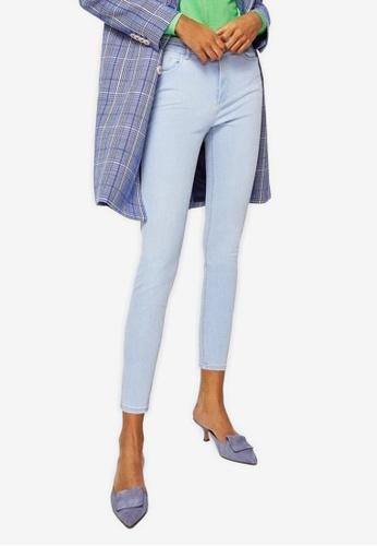 Mango blue Skinny Noa Jeans ED44FAAE4CD4BCGS_1