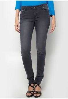 Basic 5-Pocket Jeans
