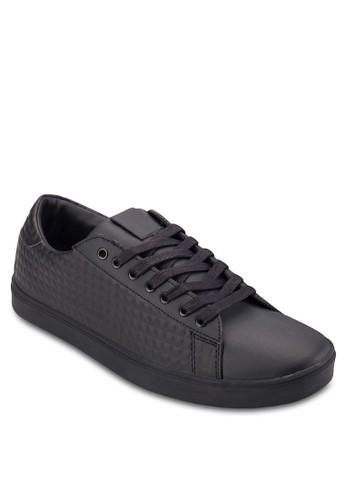 Southgate 暗紋繫帶休閒鞋, esprit 台灣門市鞋, 鞋
