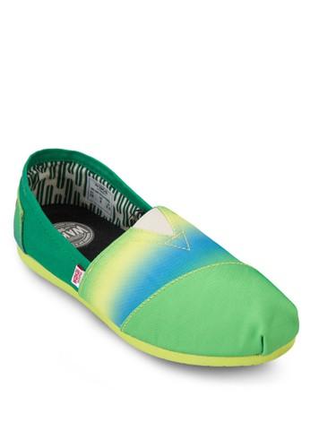 Oresprit服飾enda 漸層多色懶人鞋, 女鞋, 休閒鞋
