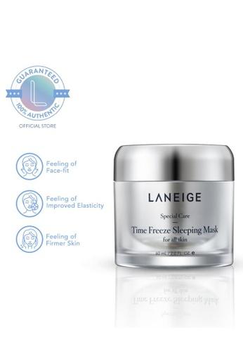 Laneige LANEIGE Time Freeze Firming Sleeping Mask 60ml 016EDBE603BE33GS_1