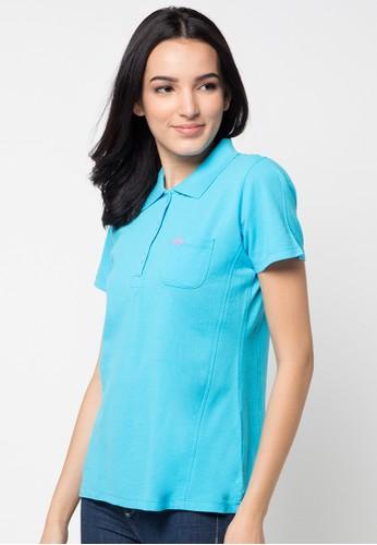 LOIS JEANS blue Polo Shirt LO391AA95COQID_1