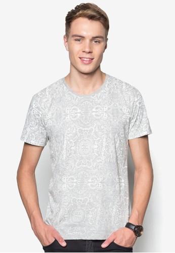 Egbert 印花TEE,esprit taiwan 服飾, T恤