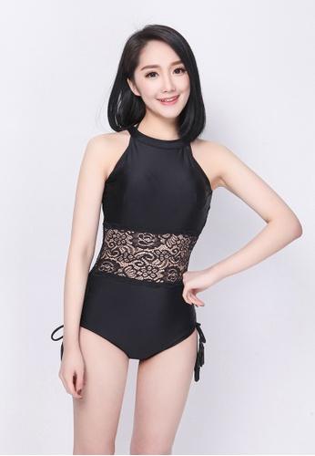 747e64be9cb Buy hk-ehunter 2-Piece Set Swimsuit Online on ZALORA Singapore