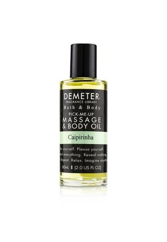 Demeter DEMETER - Caipirinha Massage & Body Oil 60ml/2oz 56932BE31AC88DGS_1