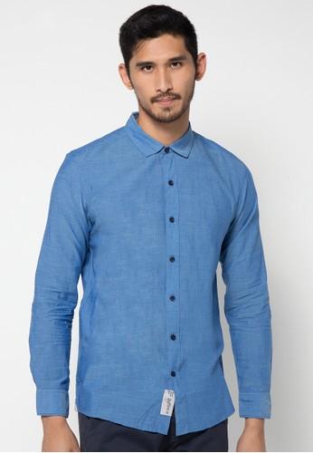 X8 blue Leonardo Shirt X8323AA81DSGID_1