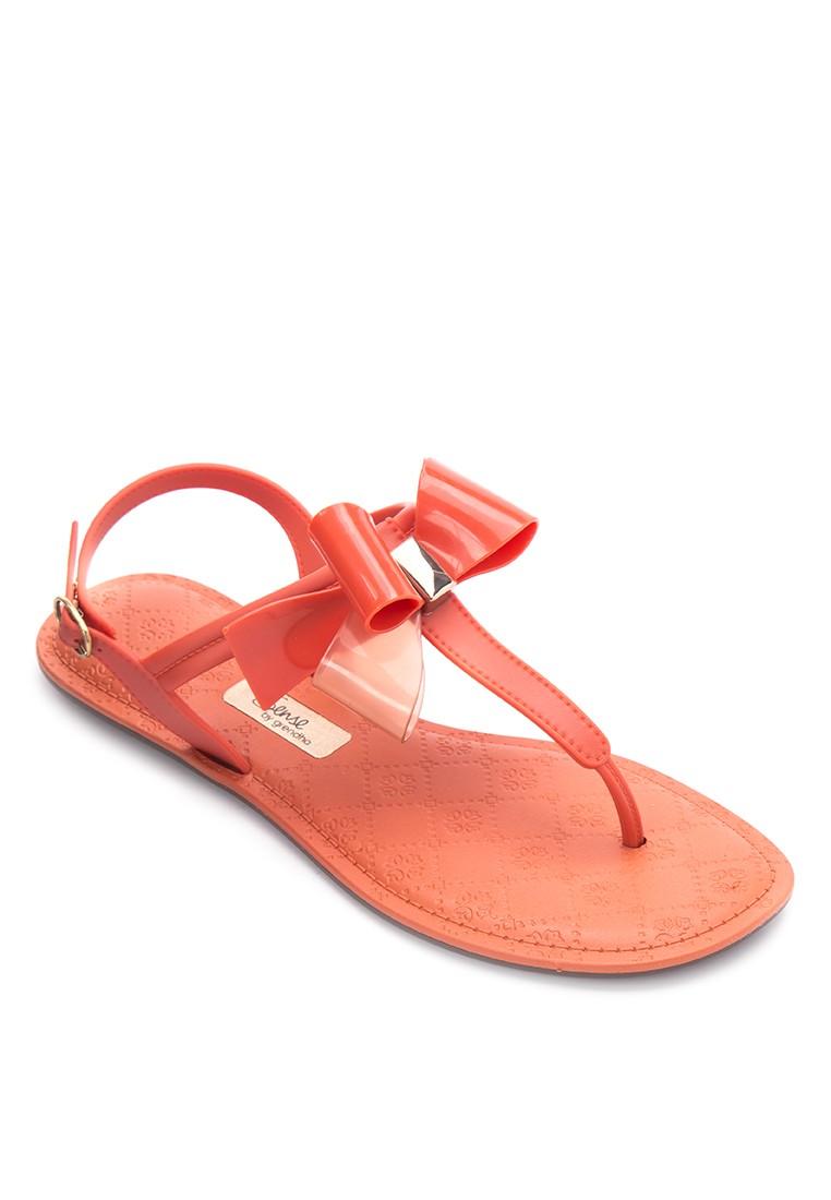 Sense III Sand AD Flat Sandals