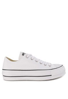 size 40 00133 f57bd Converse white Chuck Taylor All Star Lift ED768SH40ED189GS 1