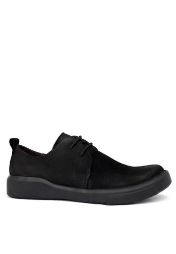 Twenty Eight Shoes 黑色 男裝真皮皮鞋 MC732-1 7D850SH48B596AGS_1