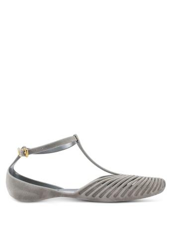 bd67efcd76a5 Shop Twenty Eight Shoes Jelly Ankle Strap Ballet Flats Online on ZALORA  Philippines