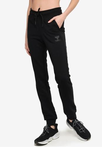 Hummel black Noni Regular Pants 39048AA3E32F88GS_1