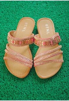 TNL Quiana Sandals (Pink)