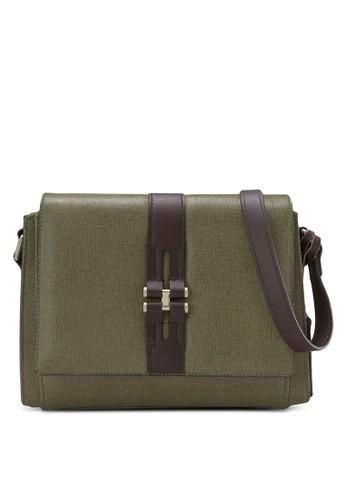 Margoesprit tote bag S 翻蓋斜背包, 包, 飾品配件