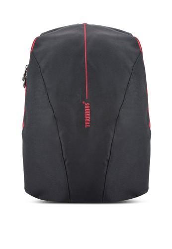 Simple-Mate 尼龍zalora 泳衣後背包, 包, 包