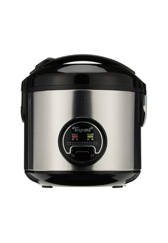Toyomi Toyomi Rice Cooker S/Steel Body 0.8L RC 708SS 2E705HL019951FGS_1
