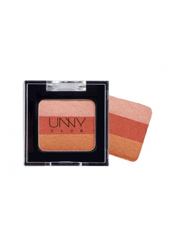 UNNY Unny Triple Eyeshadow - #13 Twilight 312C7BEEFCB754GS_1