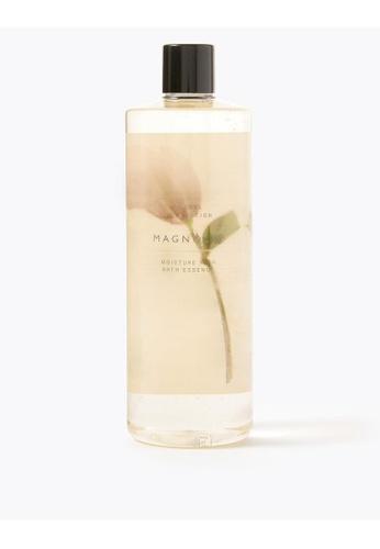 MARKS & SPENCER M&S Magnolia Foam Bath Essence 500ml 0972FBE561E5D5GS_1