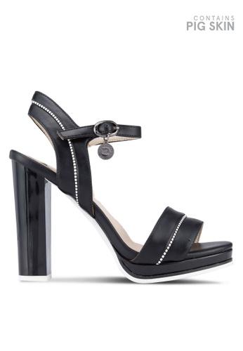 BETSY black Sandal On High Heels BE207SH14ECJMY_1