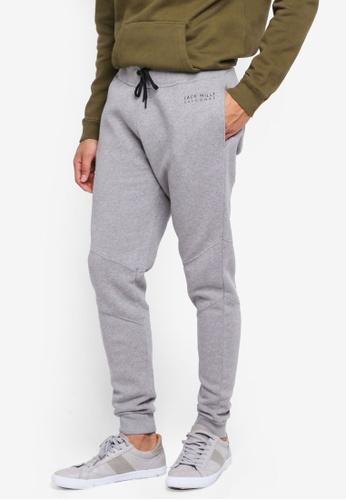 Jack Wills grey Oakleigh Sweat Pants 30783AA32D7459GS_1