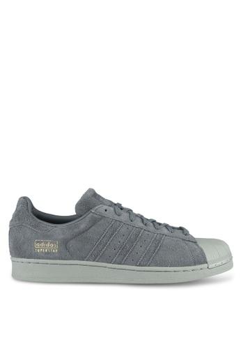 adidas grey adidas originals superstar AD372SH0S921MY_1