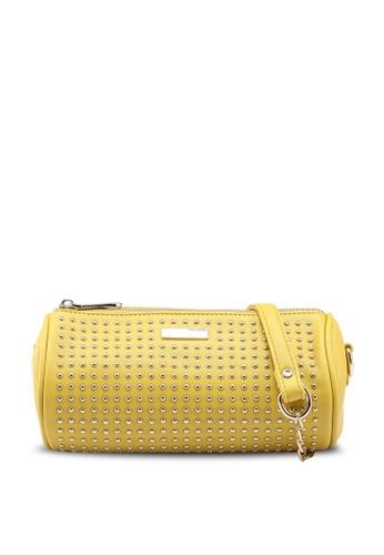 PLAYBOY BUNNY yellow Ladies Sling Bag B7884ACF398302GS_1
