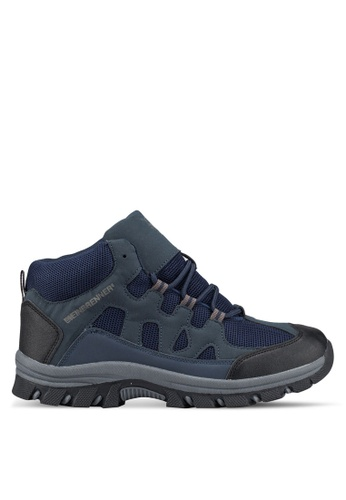 Weinbrenner blue Hiking Shoes F97DCSH3CD3811GS_1