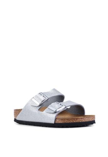 5e8bf92094c8 Shop Birkenstock Arizona Magic Galaxy Soft Footbed Sandals Online on ...