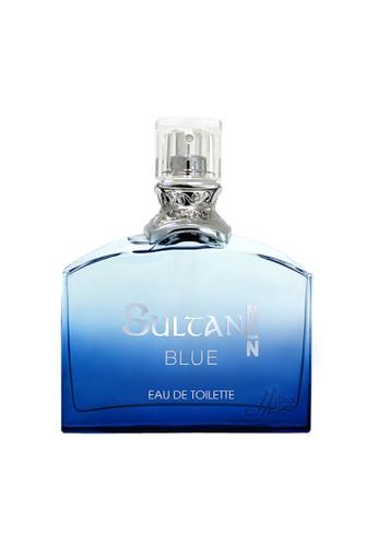 Jeanne Arthes blue Sultan Blue Man 96646BED4775D9GS_1
