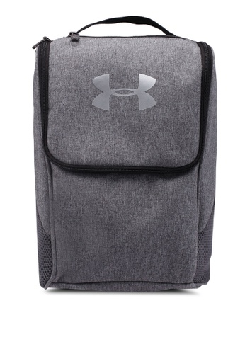 Under Armour grey UA Shoe Bag 1DFAFAC2E4A06EGS_1