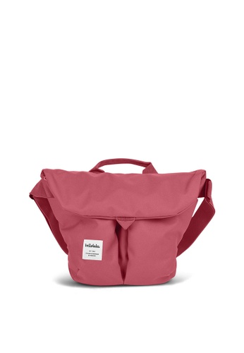 Hellolulu pink Kasen - All Day Shoulder Bag F62D2ACF03250AGS_1