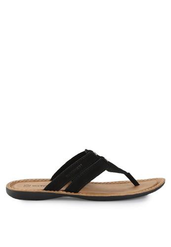 Watchout! Shoes black Sandal Thongs WA021SH0V7XWID_1