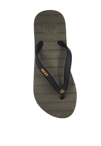 Reef green REEF SWITCHFOOT OLIVE/GOLD 83771SHE520F58GS_1
